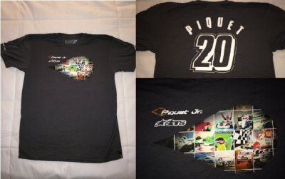 piquet jr 20 tee