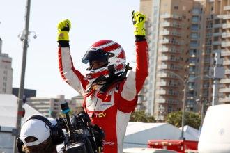Piquet venceu em Lonhg Beach em 2015 Copyright: FIA Formula E