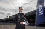 Piquet com o troféu de melhor volta em Berlim